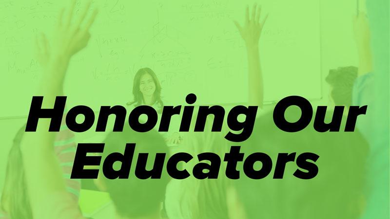 honoring our educators serve week elk river mn